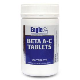 Eagle Beta A-C Tablets x 180 Tablets