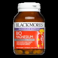 Blackmores Bio Magnesium 100 Tabs