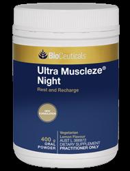 BIOCEUTICALS Ultra Muscleze Night 400g
