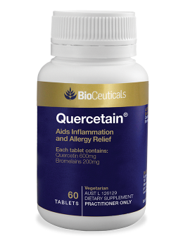 BioCeuticals Quercetain 60 Tablets