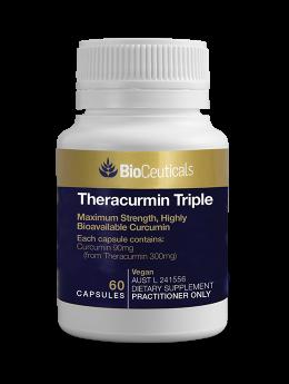 BioCeuticals Theracurmin Triple 60 Capsules