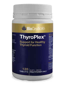 Bioceuticals ThyroPlex  x 120 tabs