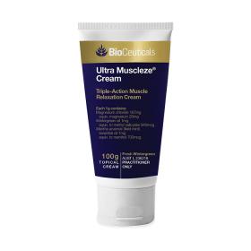 BioCeuticals Ultra Muscleze Cream 100g