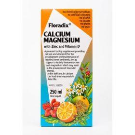Floradix Calcium Magnesium 250ml - FLCM250