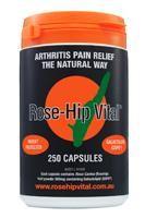 Rose-Hip Vital Caps X 250 x 6 Bottles RoseHip