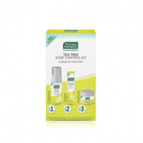 Thursday Plantation Clear Skin and Acne Control Pack - TTCSACPK