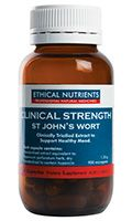 Ethical Nutrients Clinical Strength St John's Wort x 60 Caps