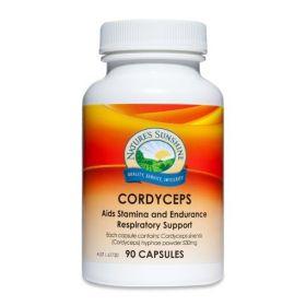 Nature's Sunshine Cordyceps 90 Capsules - NSP1240