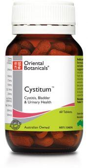 Oriental Botanicals Cystytum x 60 Tablets
