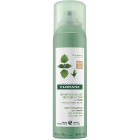 Klorane Dry shampoo with Nettle Oily Dark hair 150ml