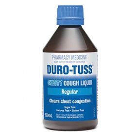 Duro-Tuss Regular Chesty Cough Syrup 200ml