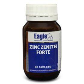 Eagle Zinc Zenith Forte x 60 Tablets