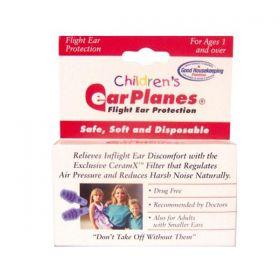 EARPLANES CHILD NOW CALLED FLIGHT SAFE