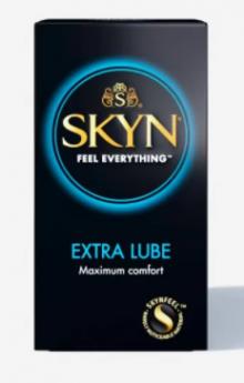 Skyn 10 Extra Lube Condoms