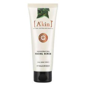 Alchemy/Akin Invigorating Facial Scrub 75ml - ALKFEXF
