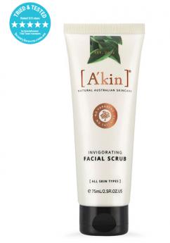 A'Kin Facial Scrub 75ml