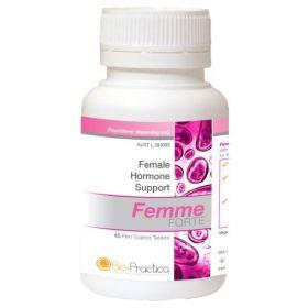 Bio-Practica Femme Forte 45 Tablets - BTFFORT45