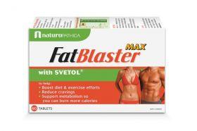 FATBLASTER MAX With Svetol 60- Naturopathica Fat Blaster