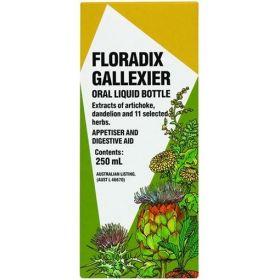 Floradix Gallexier Digestive 250ml - FLGALLE