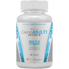 Bio-Practica Genoactive Multi B Plus 45 Tablets - BTGEMBP45