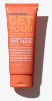 Formula 10.06 Get Your Glow On Skin-Brightening Peel Mask Papaya + Citrus 100ml