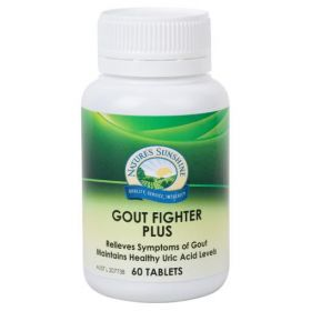 Nature's Sunshine Gout Fighter Plus x 60 Caps
