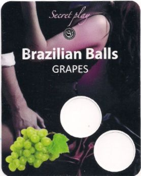 brazilian Balls grape - bbg