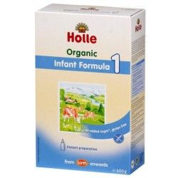 Holle Organic Infant Formula 1 - From Birth - 400g