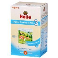 Holle Organic Infant Formula 3 - 12+ Months - 600g