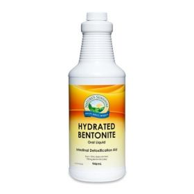 Nature's Sunshine Hydrated Bentonite 946ml - NS17027