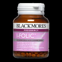 Blackmores I-Folic 150 Tabs