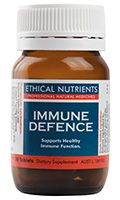Ethical Nutrients Immune Defence x 30 Tablets