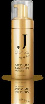 JBronze Medium Tanning Mousse 150mL