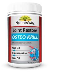 Nature's Way Joint Restore Osteo Krill