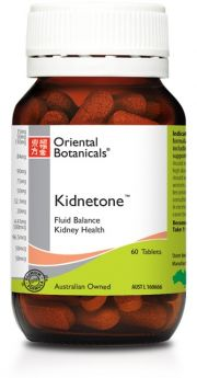 Oriental Botanicals Kidneytone x 60 Tablets