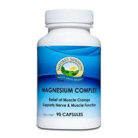 Nature's Sunshine Magnesium Complex 90 Capsules - NS17137