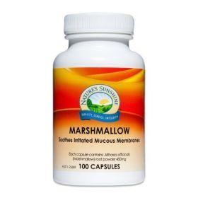 Nature's Sunshine Marshmallow 450mg 100 Capsules - NSP0440