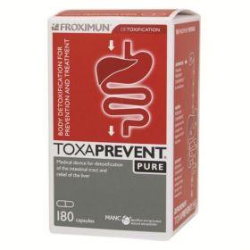 Bio-Practica Toxaprevent Medi Pure 180 Capsules - BTTPP180