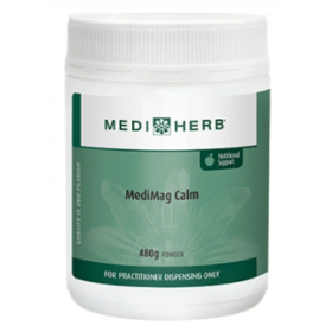 MediHerb MediMag Calm Powder 480g - MHMMC480