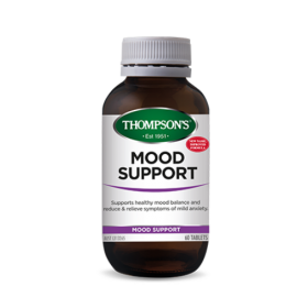 Thompson's Mood Support 60 Tablets - TMMOODS