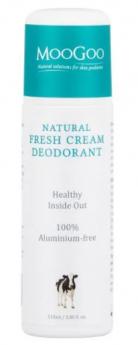 Moogoo Fresh Cream Deodorant 115ml