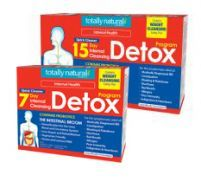 Quick Cleanse Detox Program + Probiotics 15 Days