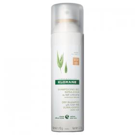 Klorane Dry shampoo with Oat milk Dark hair 150ml