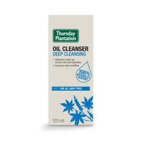 Thursday Plantation Oil Cleanser 125ml - TTOC125