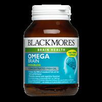 Blackmores Omega Brain 60 Caps