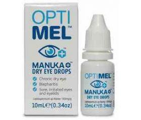 OPTIMEL MAN DRY EYE DROPS 10ML