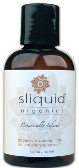Sliquid Organics Sensation 125ml - SQORSEN1