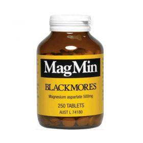 Blackmores MagMin 250 Tablets