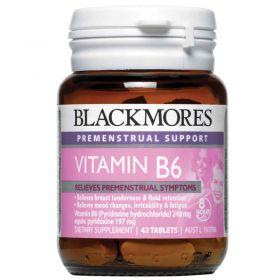 Blackmores Vitamin B6 42 Tablets