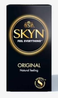 Skyn 10 Original Condoms